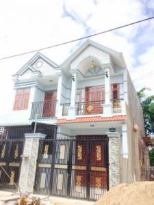 Bán Nhà 01 Trệt 01 Lầu Tại Kp.Bình Đường 4, Đi Đường Số 11, P. Linh Xuân