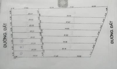 Đất bán đường Đặng Văn Mây, P. Tân Đông Hiệp, 900Tr/nền,TC, Sổ Hồng
