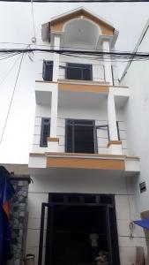 Nhà Bán Tại Đường Nguyễn Tri Phương, P. An Bình