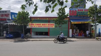 Cho Thuê Kho Mặt Tiền Nguyễn Thị Minh Khai